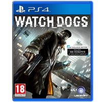 Đĩa Game PS4 Cũ Watch Dogs