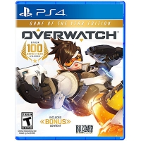 Đĩa Game PS4 Overwatch Game Of The Year Edition Hệ US