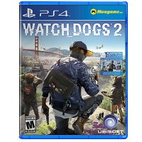 Đĩa Game PS4 Watch Dogs 2 Hệ US
