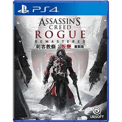 Đĩa Game PS4 Assassin Creeb Rogue Hệ Asia