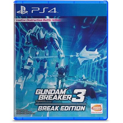 Đĩa Game PS4 Gundam Breaker