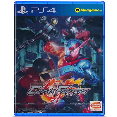 Đĩa Game PS4 Kamen Rider Climax Fighters