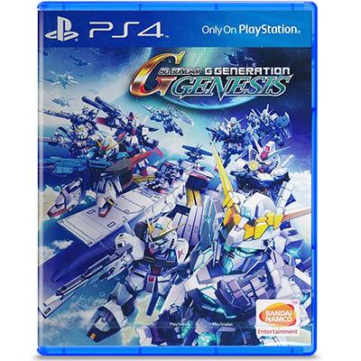 Đĩa Game PS4 SD Gundam G Generation Genesis