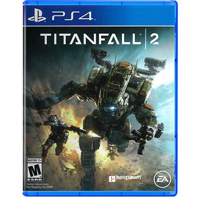 Đĩa Game PS4 Titanfall 2 Hệ US