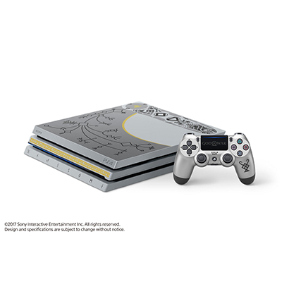 Máy PS4 Pro 1TB God Of War Limited Edition - 2nd