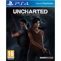 Đĩa Game PS4 Cũ Uncharted The Lost Legacy