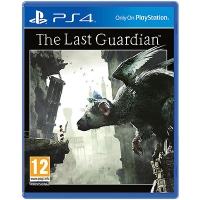 Đĩa Game PS4 Cũ The Last Guardian