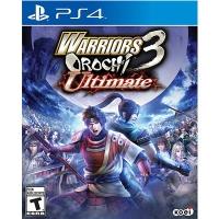 Đĩa Game PS4 Cũ Warriors Orochi 3