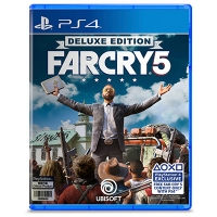 Đĩa Game PS4 Far Cry 5 Deluxe Edition Hệ Asia