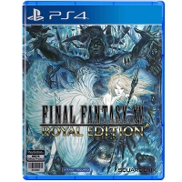 Đĩa Game PS4 Final Fantasy XV: Royal Edition Hệ Asia