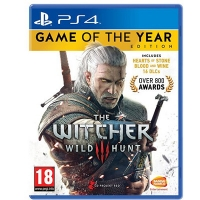 Đĩa Game PS4 The Witcher 3: Game Of The Year Edition Hệ EU