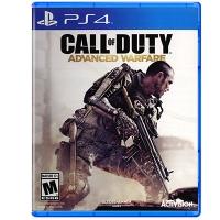 Đĩa Game PS4 Call OF Duty Advanced Warface Hệ US