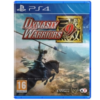Đĩa Game PS4 Dynasty Warriors 9 Hệ EU