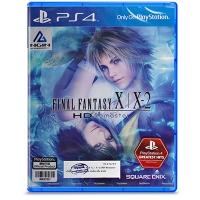 Đĩa Game PS4 Fantasy X | X-2 Hệ Asia