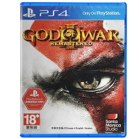 Đĩa Game PS4 God of War 3 Hệ Asia