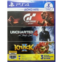 Đĩa Game PS4 Hits Bundle Pack