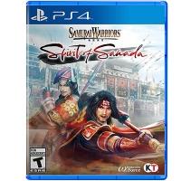 Đĩa Game PS4 Samurai: Spirit of Sanada Hệ US