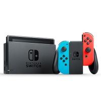 Máy Nintendo Switch Màu Xanh Đỏ