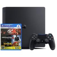 Máy PS4 Slim 500GB HITS Bundle Pack Chính Hãng