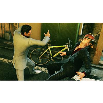 Đĩa Game PS4 Yakuza Kiwami 2 Hệ Asia