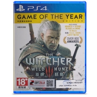 Đĩa Game PS4 The Witcher 3: Complete Edition Hệ Asia
