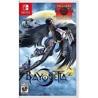 Game Nintendo Switch Bayonetta 1 + 2