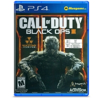 Đĩa Game PS4 Call of Duty: Black Ops 3 Hệ Asia