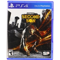 Đĩa Game PS4 inFamous: Second Son Hệ US