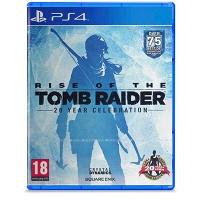 Đĩa Game PS4 Rise Of The Tomb Raider 20 Year Celebration Hệ EU
