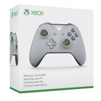 Tay Cầm Xbox One S Grey Green Chính Hãng