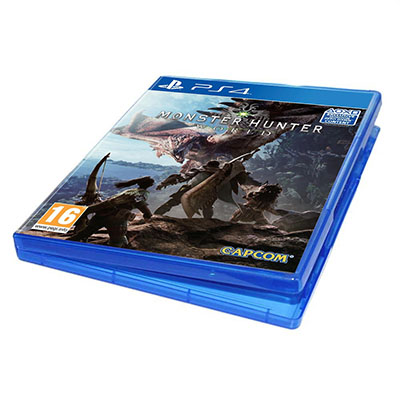 Đĩa Game PS4 Cũ Monster Hunter World