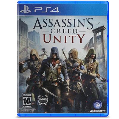 Đĩa Game PS4 Assassin Unity Hệ US