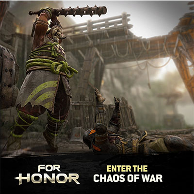 Đĩa Game PS4 For Honor Hệ Asia