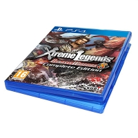 Đĩa Game PS4 Cũ Dynasty Warriors 8: Xtreme Legends
