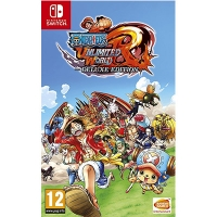 Game Nintendo Switch One Piece Unlimited World Red