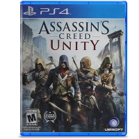 Đĩa Game PS4 Assassin Unity Hệ US