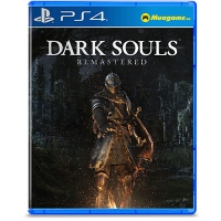 Đĩa Game PS4 Dark Souls Remastered Hệ Asia