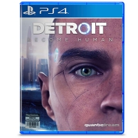 Đĩa Game PS4 Detroit Become Human Hệ Asia