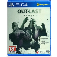 Đĩa Game PS4 Outlast Trinity Hệ Asia