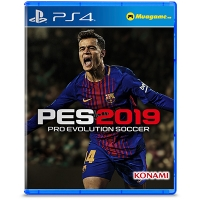Đĩa Game PS4 Pes 2019 Hệ EU