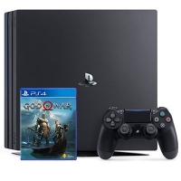 Máy PS4 Pro 1TB + God Of War 2018