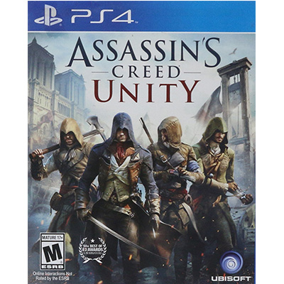 Chép Game PS4 Assassin s Creed Unity