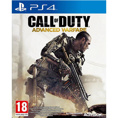 Chép Game PS4 Call of Duty Advanced Warfare