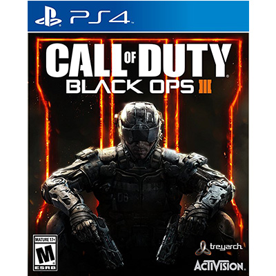 Chép Game PS4 Call Of Duty Black Ops 3