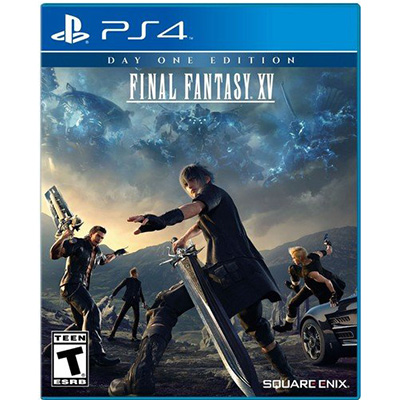 Chép Game PS4 Final Fantasy XV