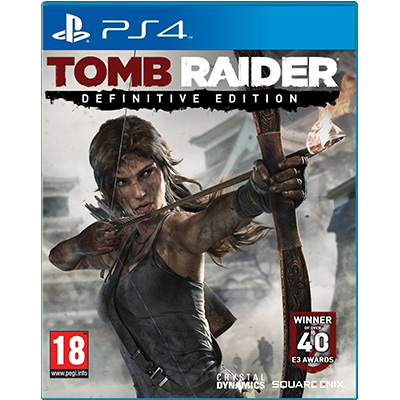 Chép Game PS4 Tomb Raider Definitive Edition