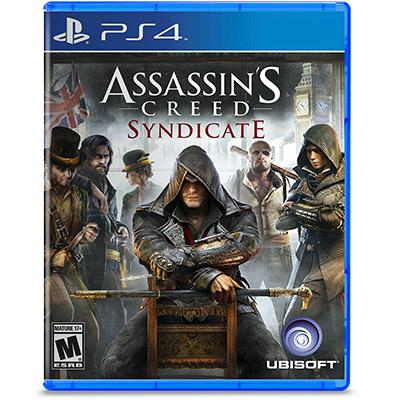 Đĩa Game PS4 Assassin Syndicate Hệ US