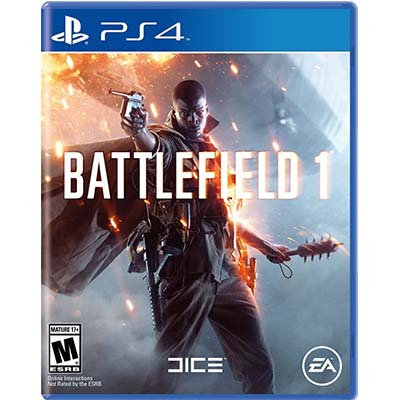 Đĩa Game PS4 Battlefield 1 Hệ US