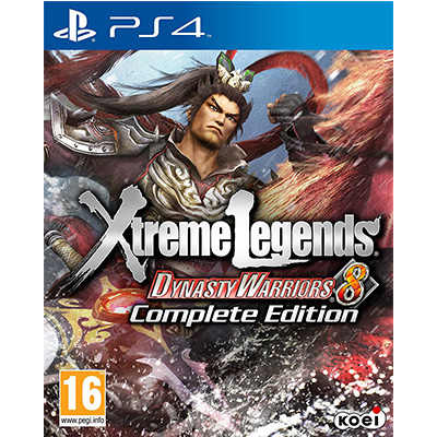Chép Game PS4 Dynasty Warriors 8 Xtreme Legends