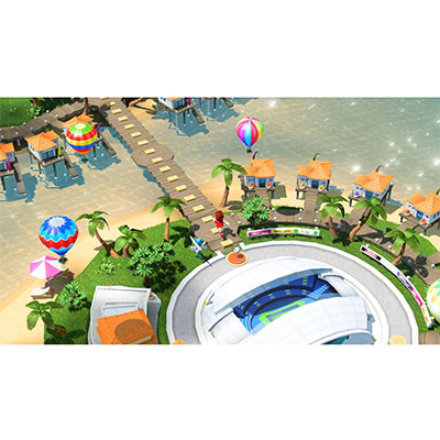 Game Nintendo Switch Mario Tennis Aces
